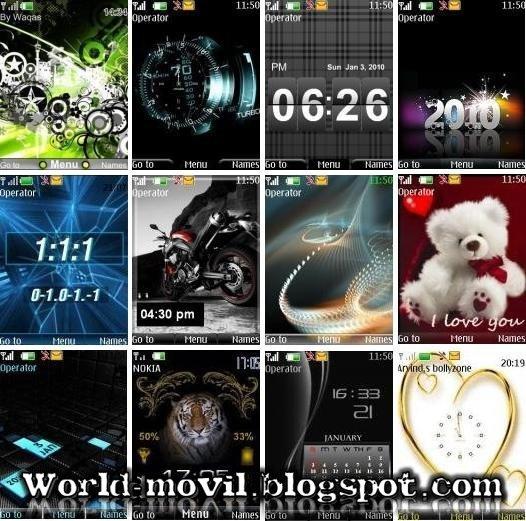 hot Nokia 5130 Xpressmusic Themes: Nokia 5130 Xpressmusic Themes