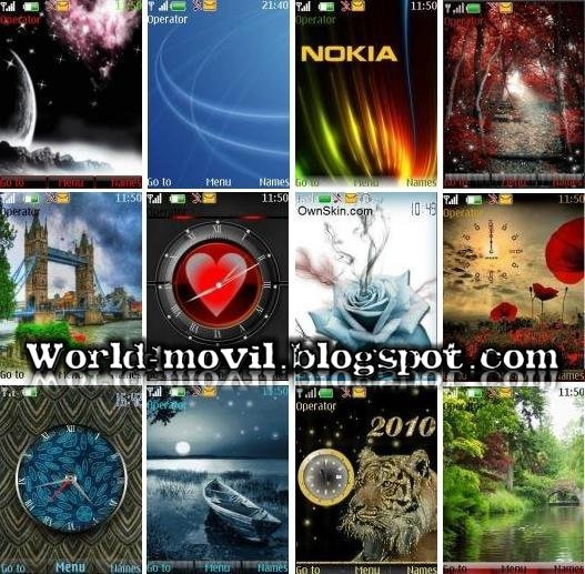 Wallpaper For Nokia 5130. Nokia 5130 Xpressmusic Themes