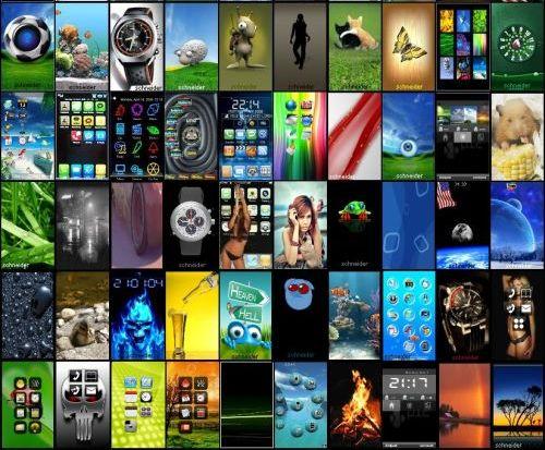 Descargar Gratis 100 temas para celular LG Viewty o Lg KE990 | UN ...
