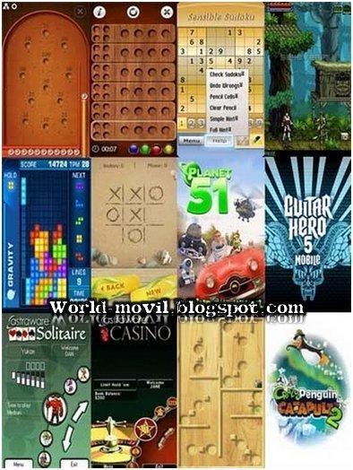 Java игры для nokia