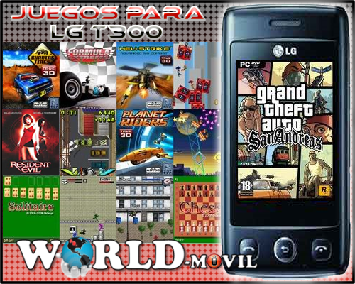 juegos para celular lg t300 touch gratis argim